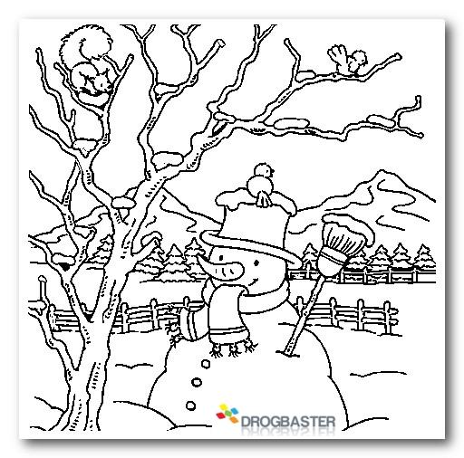Pin disegni paesaggi natale colorare hawaii pictures on for Paesaggi da colorare per bambini