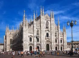Il duomo di Milano, monumento simbolo del capoluogo lombardo