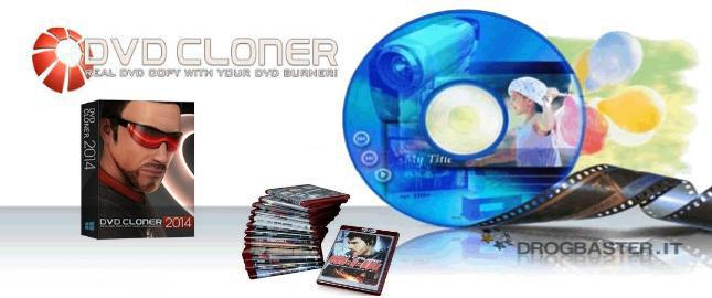 DVD Cloner miglior software per copiare