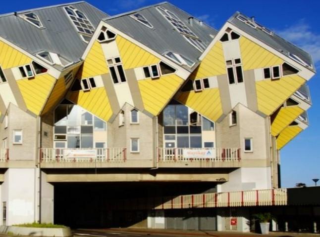 Case Cubiche, Rotterdam, Paesi Bassi