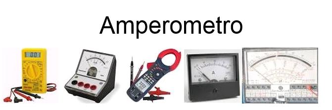 immagine relative Amperometro