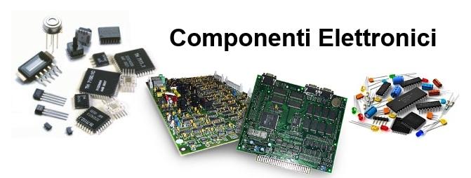 Caratteristche componenti Elettronici
