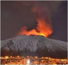 eventi sismici Etna