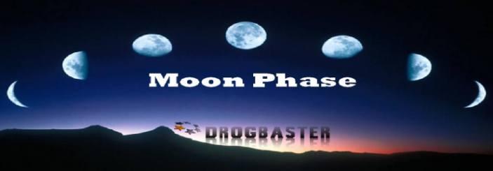 Animazione Current Moon Phase