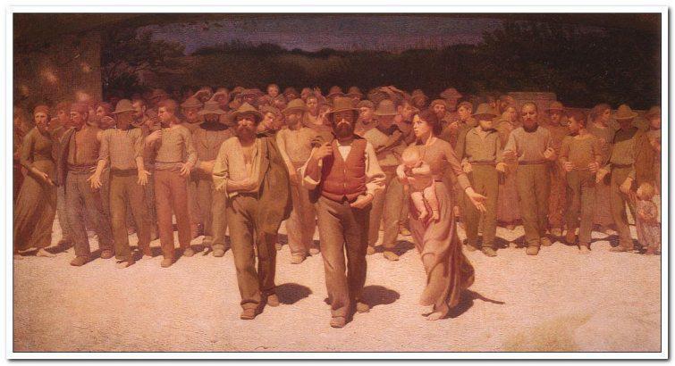 immagine simbolo della festa dei lavoratori