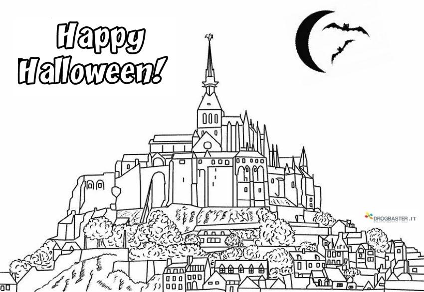 Halloween Disegni Da Stampare