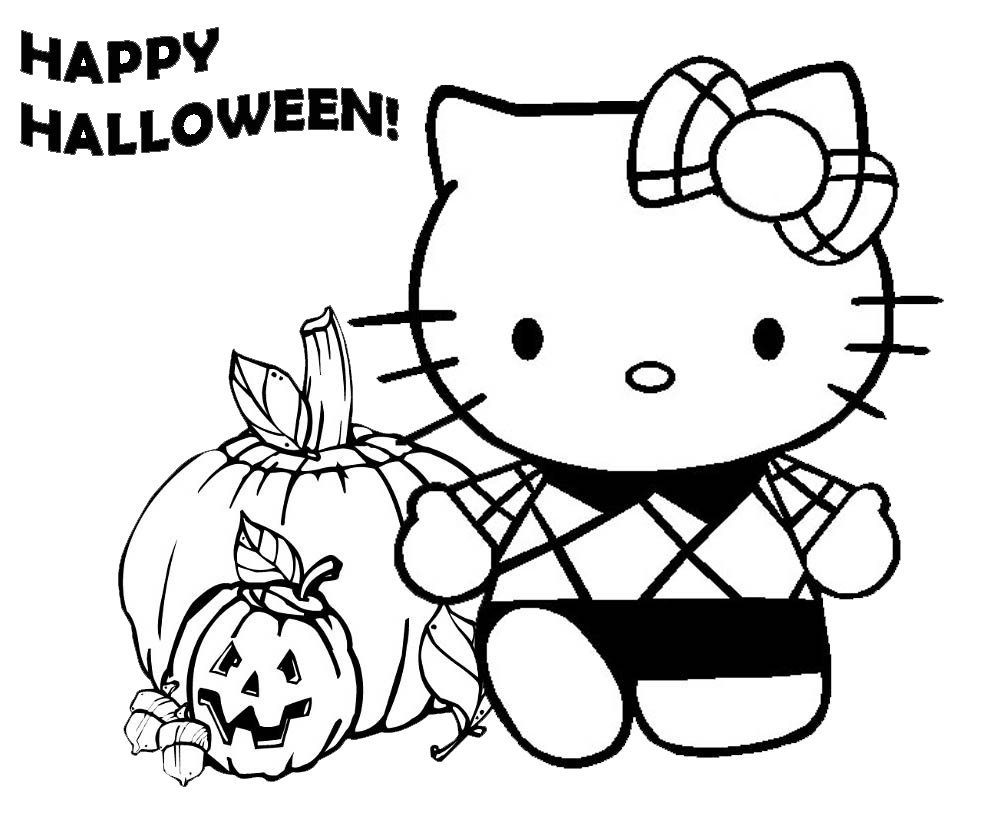 halloween online coloring pages - photo#45