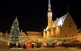 Capodanno Tallinn Estonia
