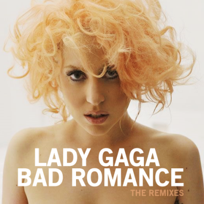 foto Lady Gaga Bad Romance