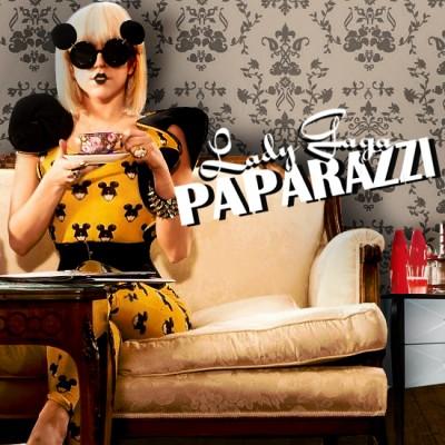foto Lady Gaga Paparazzi