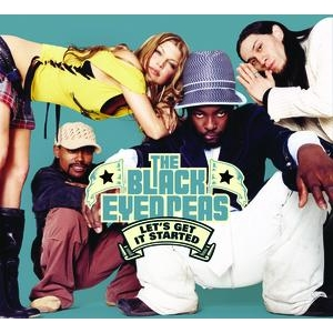 foto Black Eyed Peas Let's Get Re-started