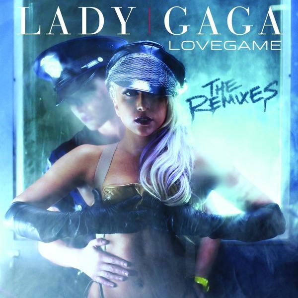 foto Lady Gaga LoveGame