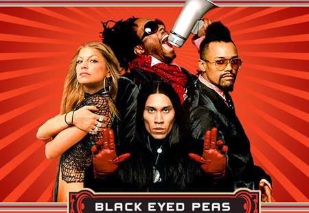 foto Black Eyed Peas