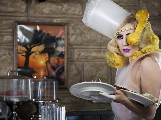 foto Lady Gaga Telephone