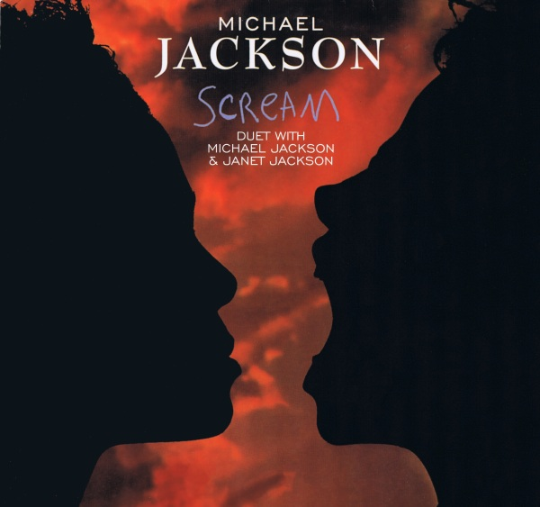 foto Michael Jackson Scream