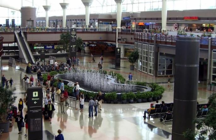 Aeroporto internazionale di Denver, Colorado