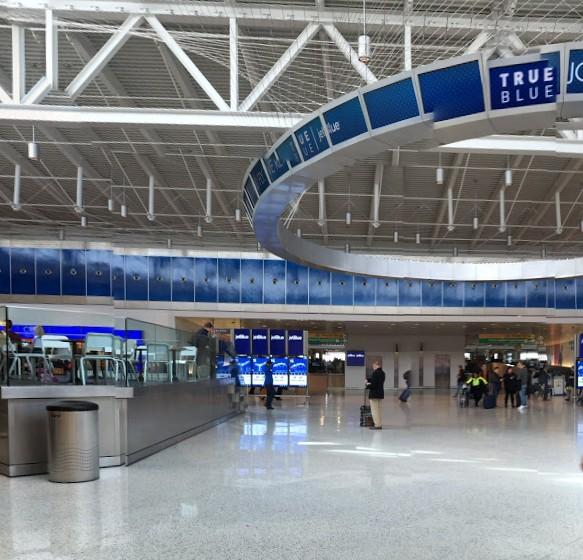 John F. Kennedy International Airport - TWA Terminal