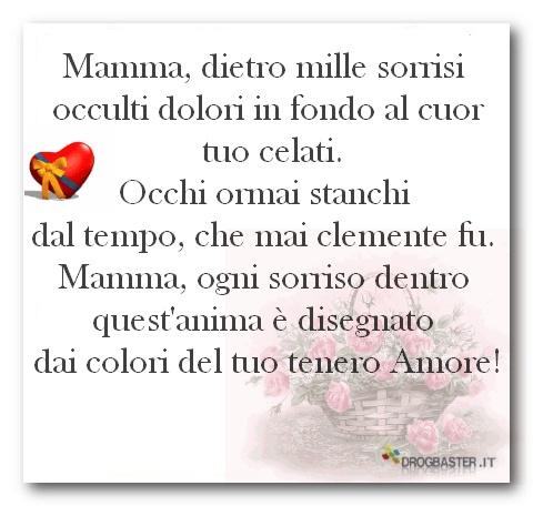 Raccolta Di Frasi Auguri Per La Festa Della Mamma