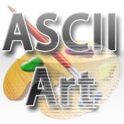 trasforma le immagini in testo e del testo in ascii