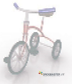 disegno ascii triciclo