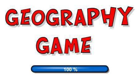 gioco di geografia