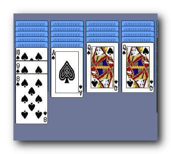 gioco di carte il solitario