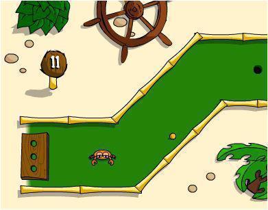 gioco myltiplayer minigolf