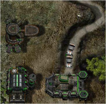 Turret Defense gioco strategia