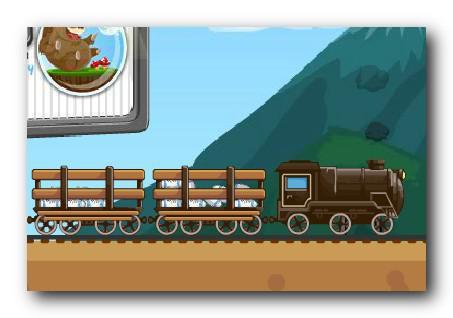 gioco del treno