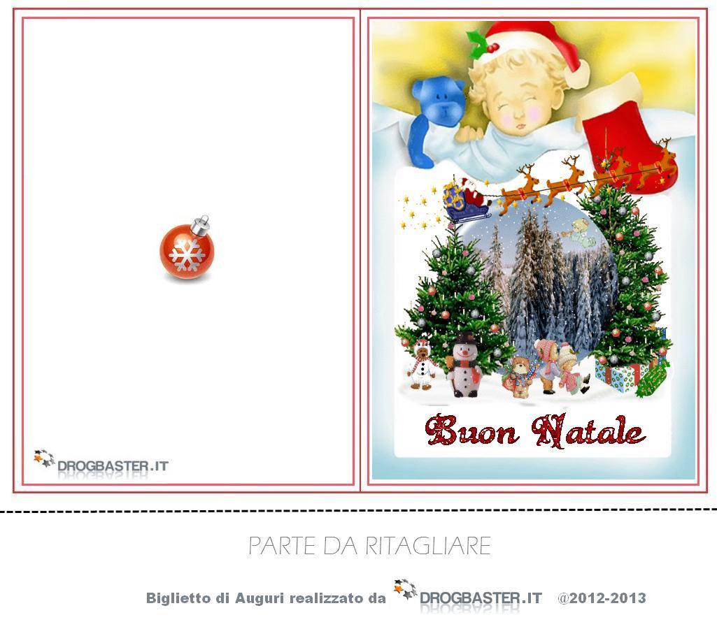 Biglietti Di Auguri Di Natale Per Bambini.Bigliettini Di Auguri Natalizi E Di Buon Anno