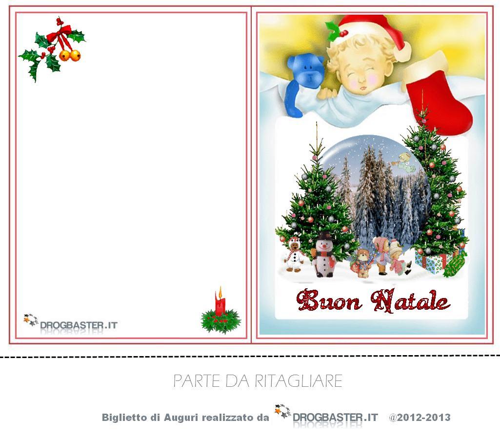 Biglietti Di Auguri Di Buon Natale Gratis.Biglietti Di Natale Da Stampare Gratis Per Auguri Di Buon Natale
