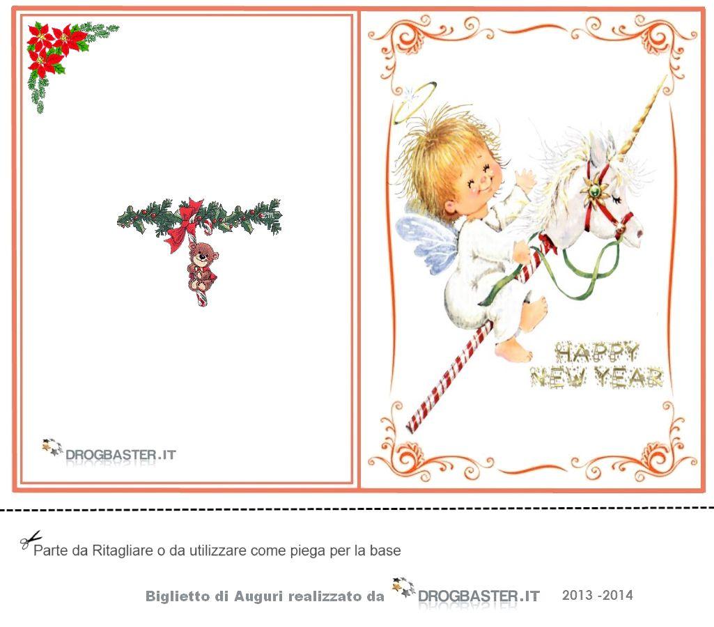 Cartoline biglietti per augurare un buone feste e buon natale for Cartoline per auguri