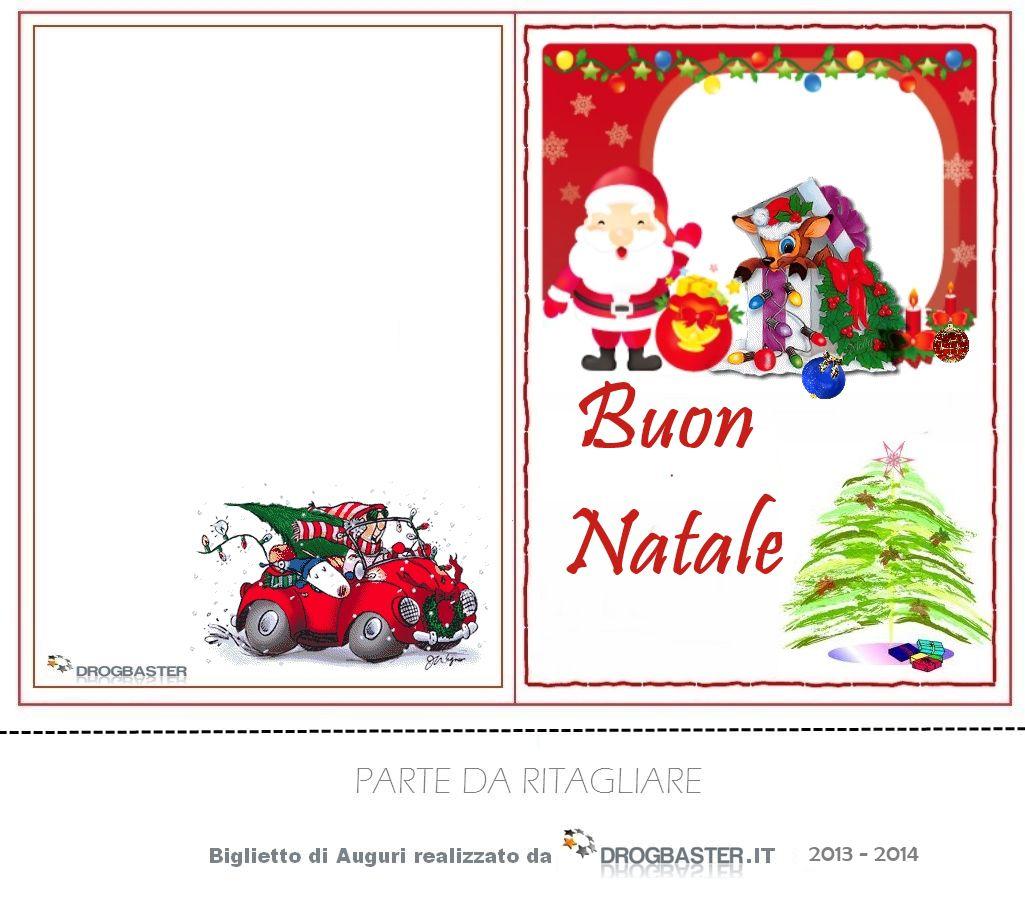 Cartoline Di Natale Da Stampare.Cartoline Biglietti Per Augurare Un Buone Feste E Buon Natale