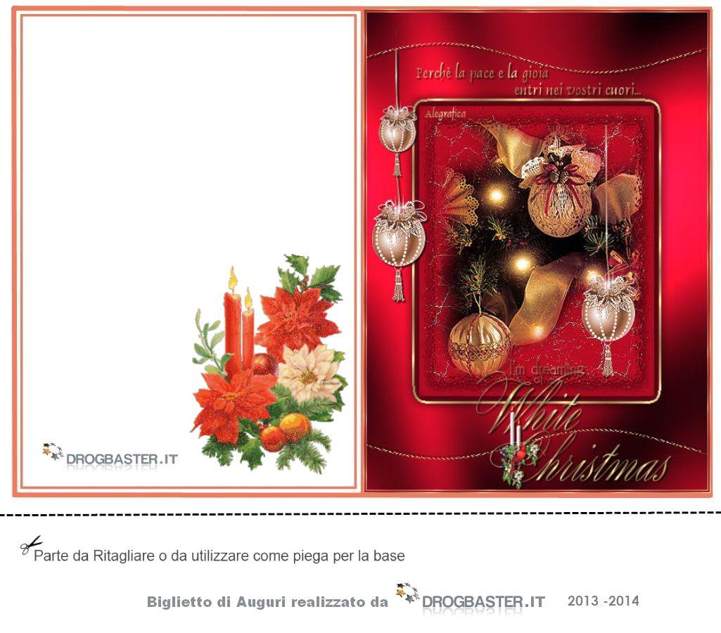 Cartoline Biglietti Per Augurare Un Buone Feste E Buon Natale