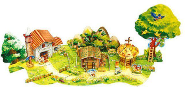paese delle favole e delle storie per bambini