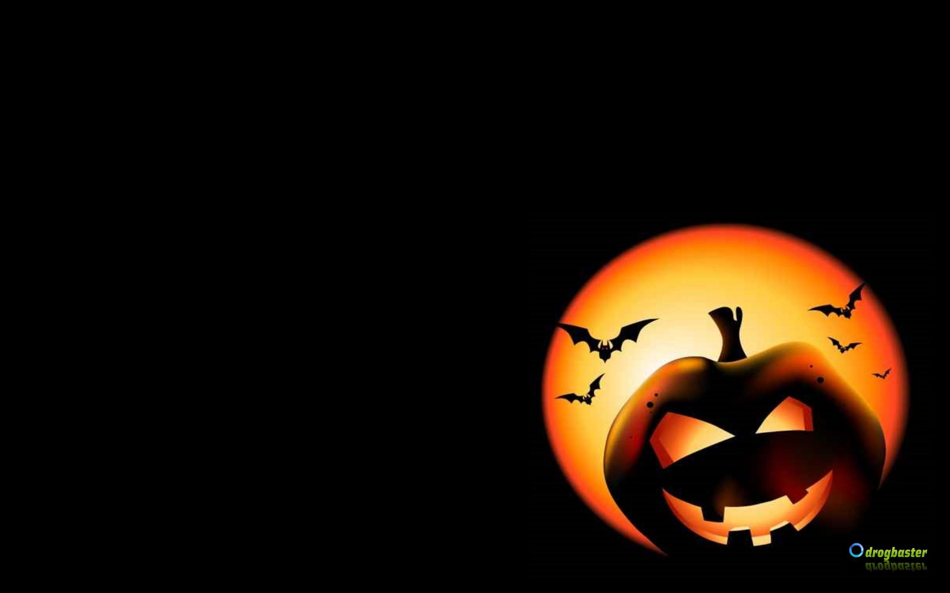Wallpapers gratis per la festa di halloween for Immagini zucche