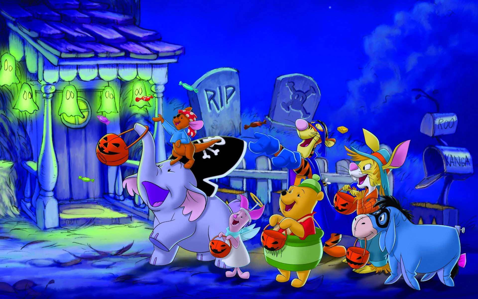 Mickey Mouse Halloween Movie