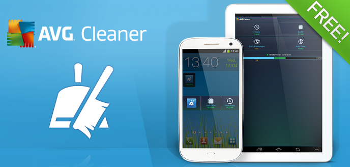 AVG Cleaner: app per android