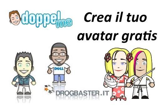 avatar realizzato con il programma doppelme.com
