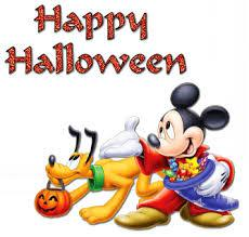 personaggi disney augurano happy halloween