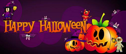 Animated Gif Halloween per ragazzi