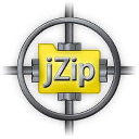 jzip logo
