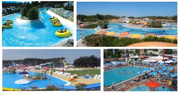 parchi divertimento nella Lombardia