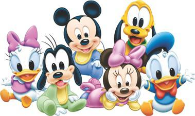 personaggi Disney da colorare