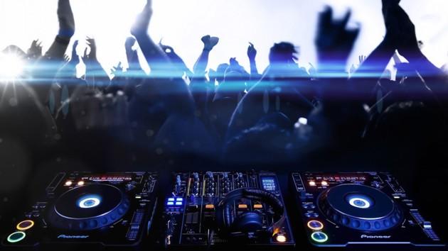 mix audio deejay