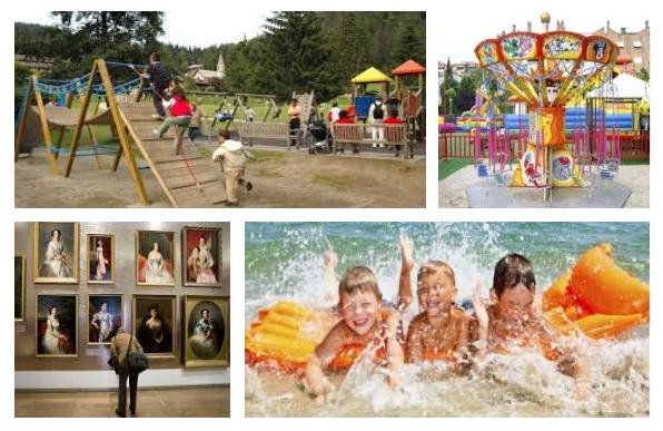 vacanze con bambini tra parchi e musei