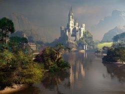 castello incantato panoramica del territorio