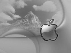 sfondo 3d Apple