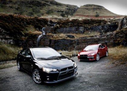 Due Subaru nel campionato Italiano di Velocità in montagna