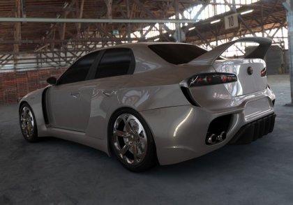Alfa Romeo Tuning è una delle Auto più apprezzate per l'elaborazione